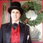 Actor Kim Tenreiro in A Christmas Carol