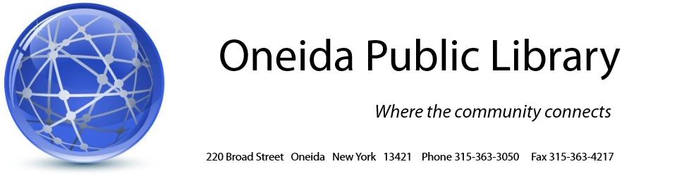 Oneida Public Library