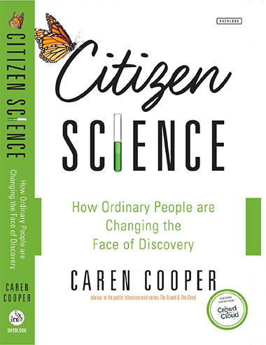 Pushing the Limits Book Club: 'Citizen Science'