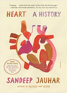Pushing the Limits Book Club: 'Heart, A History'