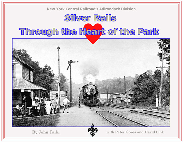 John Taibi on the N.Y. Central's Adirondack Division