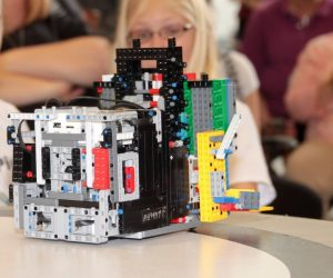 First Lego League Robotics Workshop, July 22-26