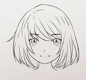 Family Night: Anime/Manga Drawing