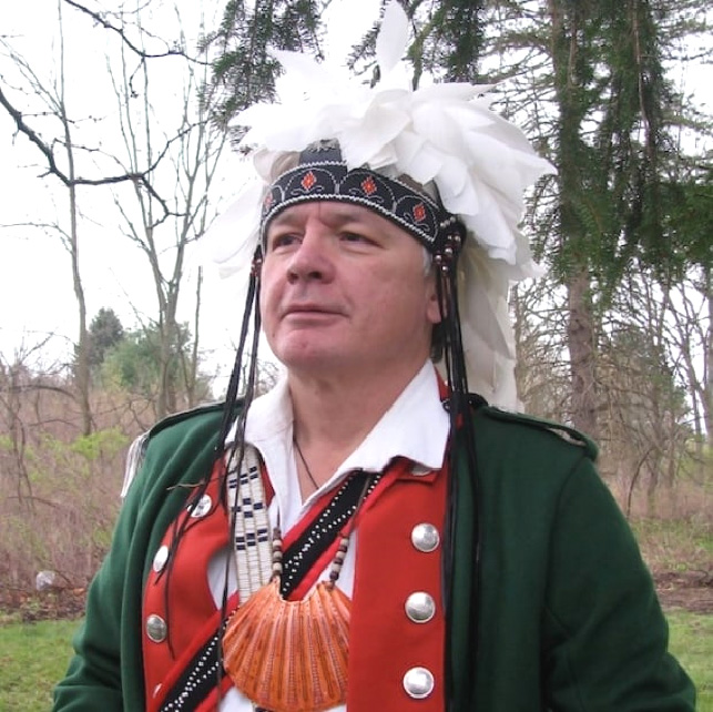 George-Kanentiio presents the story of Native Rights Movement